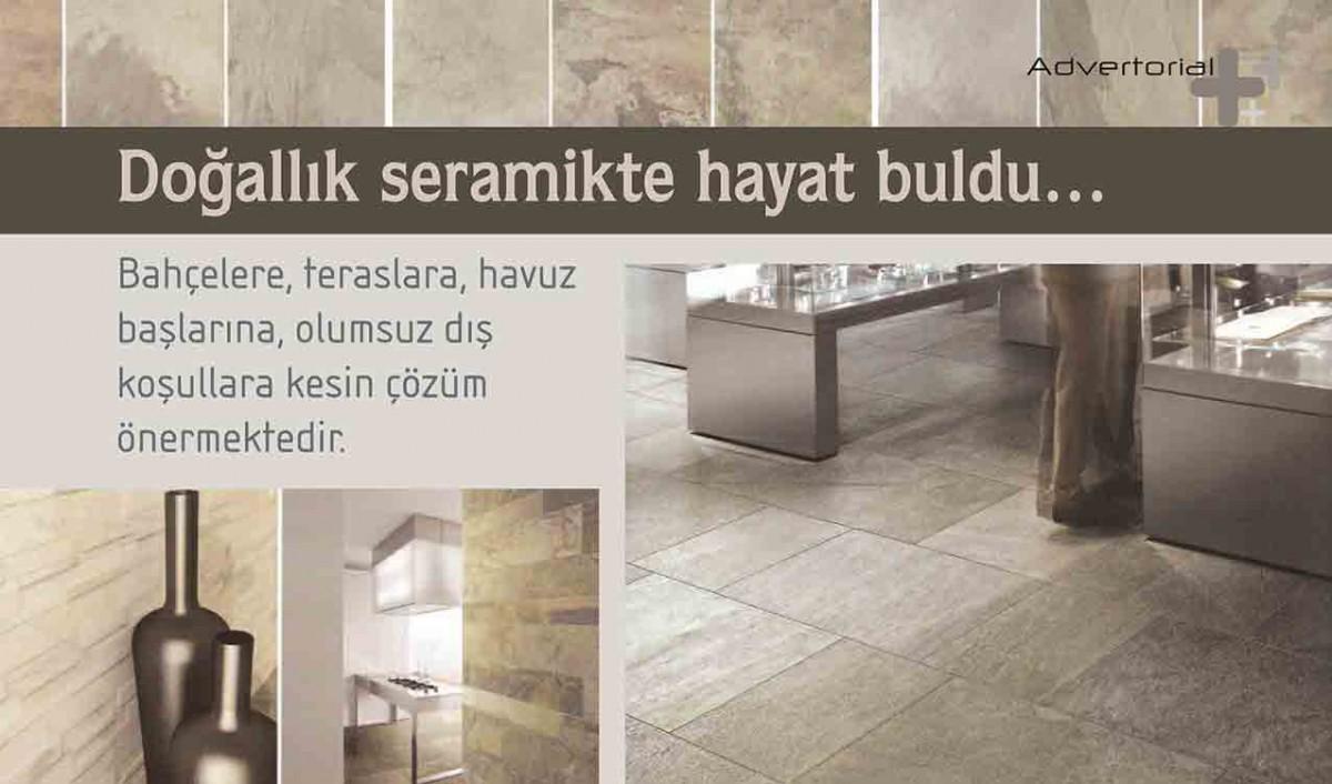 +İç Mimarlık Dergisi Advertorial Çalışması